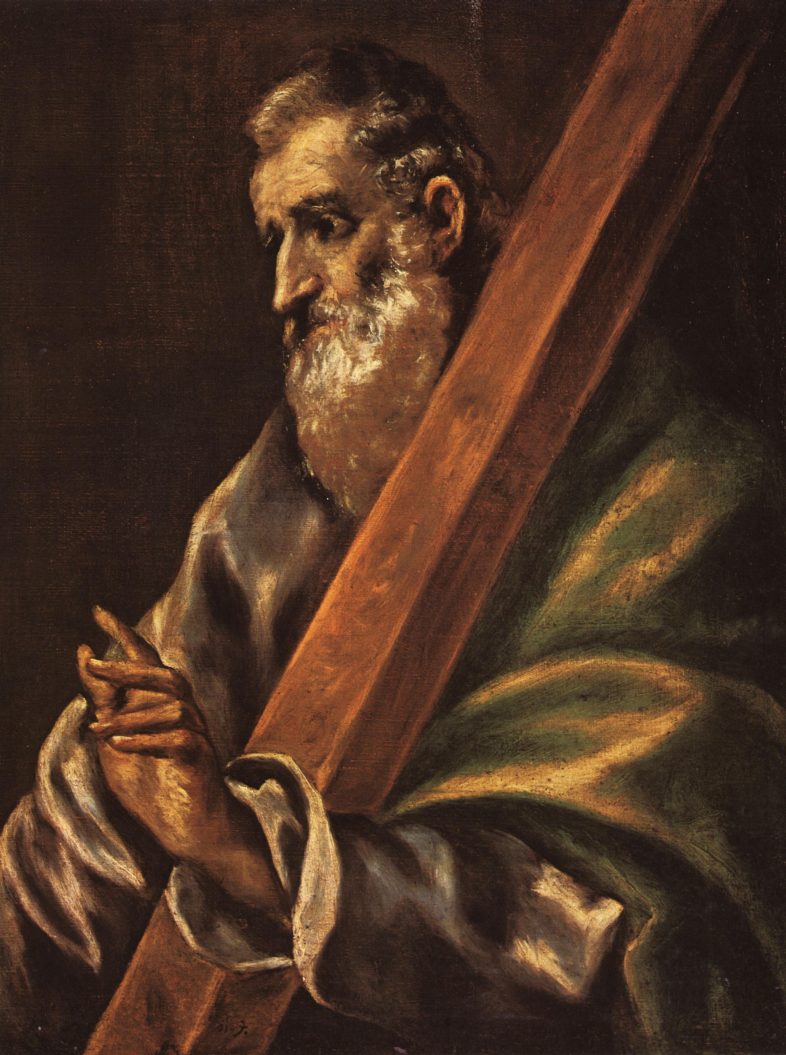 portrait apôtre saint jean